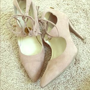 Marc fisher heels suede shoes 👠